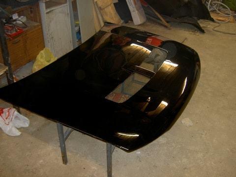 фото ремонт капота авто в вологде